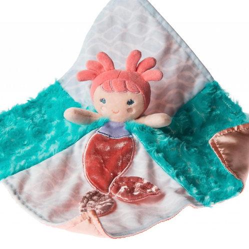 Mary Meyer Marina Mermaid Character Blanket – 13×13″