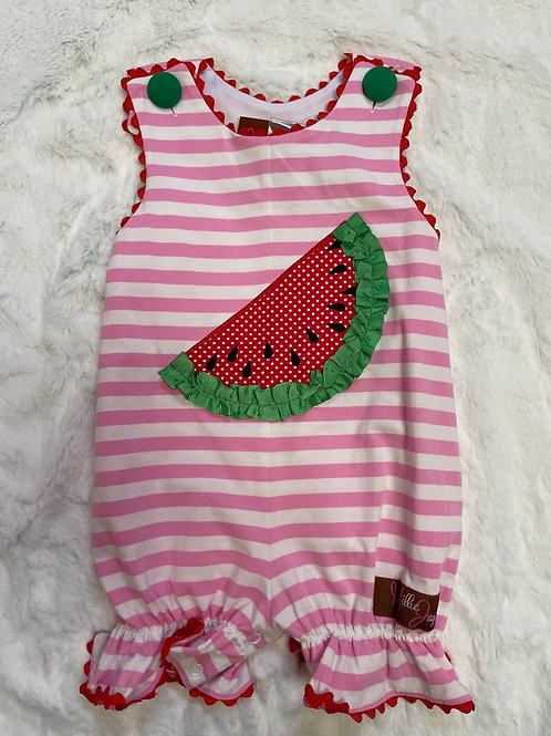 Millie Jay  Watermelon Romper