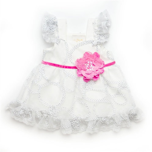 Haute Baby Lily's Magic 2PC Tunic Set