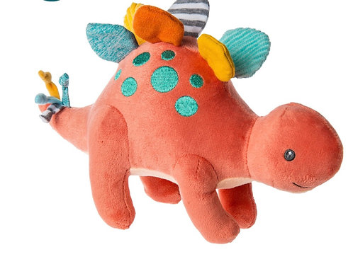 Mary Meyer Pebblesaurus Soft Toy – 10″