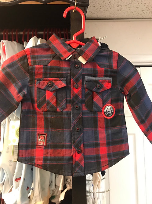 Noruk Adventure Flannel