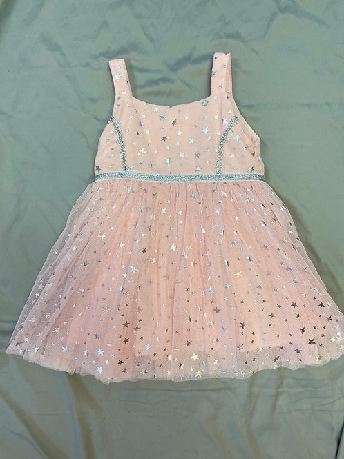 Popatu Stars Tulle Dress