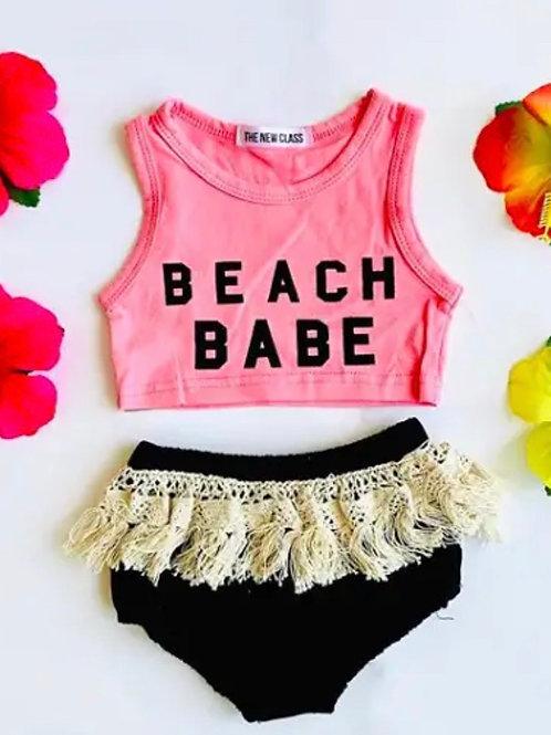 New Class Beach Babe Bummie Set