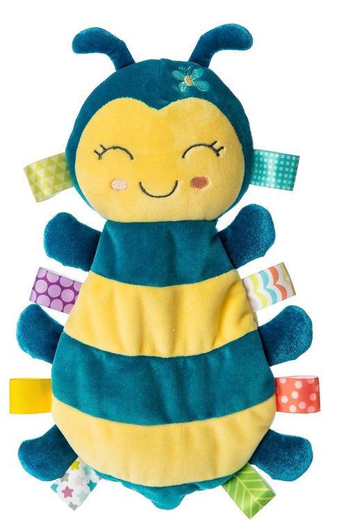 Mary Meyer Taggies Fuzzy Buzzy Bee Lovey – 11″