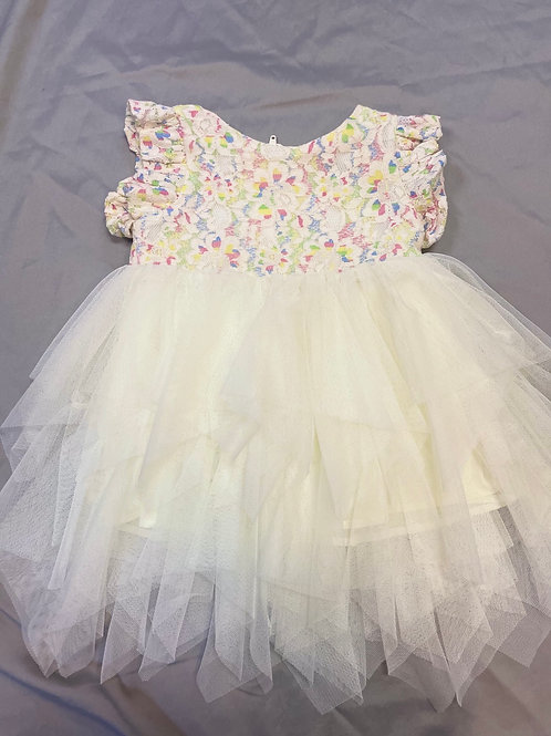Popatu Pastel Tulle Dress