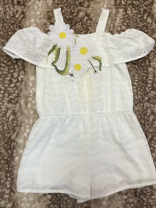Baby Sara Daisy Romper