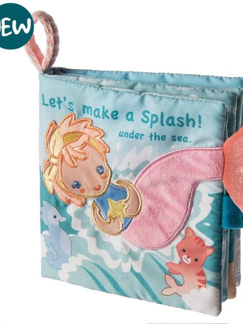 Mary Meyer Marina Mermaid Soft Book – 6×6″