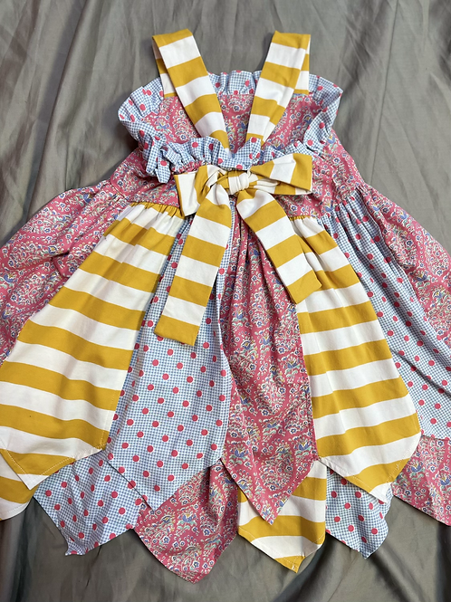 Three Sisters Handkerchief Dress