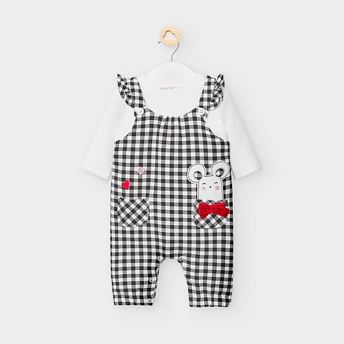 Mayoral Mouse Romper