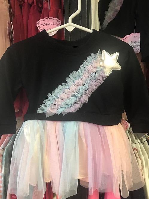 Popatu Shooting Star TuTu Dress