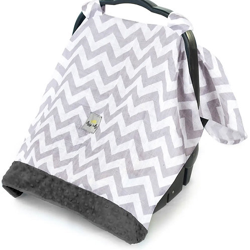 Itzy Ritzy Canopy Car Seat Cover