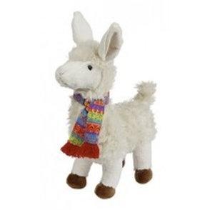 Maison Chic Llucky the Llama Standing Plush