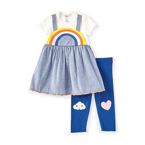Bonnie Jean Rainbow 2PC Set