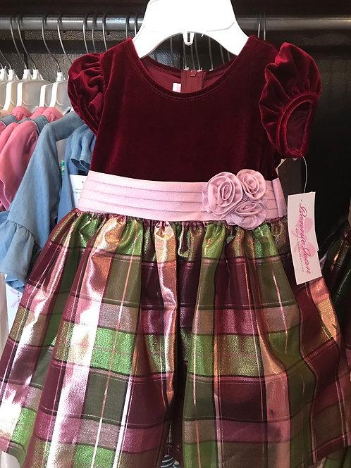 Bonnie Jean Holiday Dress