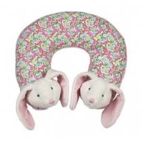 Maison Chic Beth the Bunny Travel Pillow