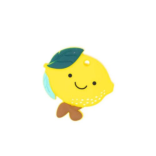 Three Hearts Lemon Teether