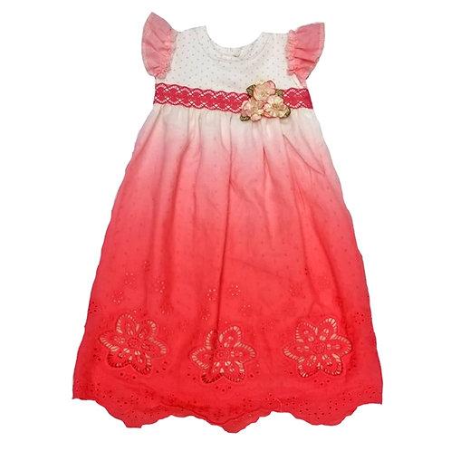 Haute Baby Summer Blooms Gown