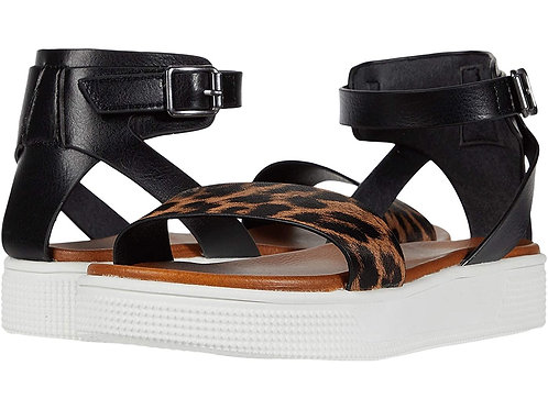 MIA Kids Little Ellen Leopard Sandals