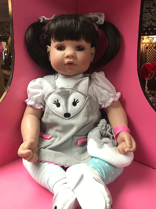 Adora Silver Fox Toddler Doll