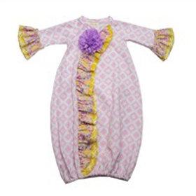 Haute Baby Lavender Haze Gown