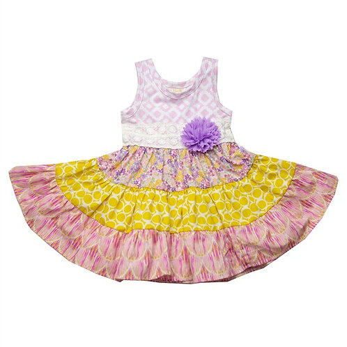 Haute Baby Lavender Haze Dress