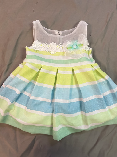 Bonnie Jean Stripes Dress