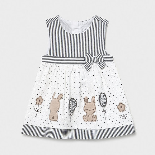 Mayoral Bunny Dress