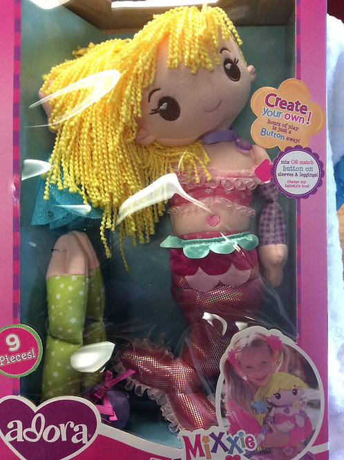 Mixxie Mopsie Mermaid Play Doll by ADORA