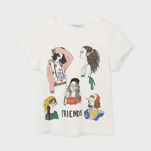 Mayoral Friends T-Shirt