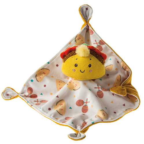 """Mary Meyer Sweet Soothie Taco Blanket 10x10"""""""
