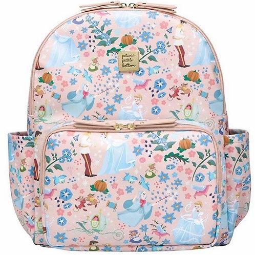 Petunia Pickle Bottom Cinderella District Backpack Diaper Bag