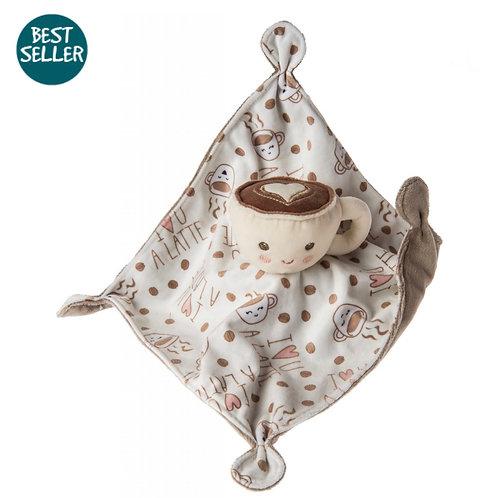 Mary Meyer Sweet Soothie Latte Blanket – 10×10″