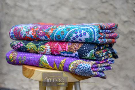 Krutee Quilts, Leena Nashikkar