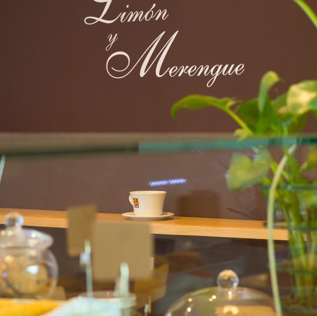 pastelería LIMON Y MERENGUE