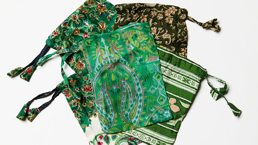 Sari Pouch Large Pack of 10