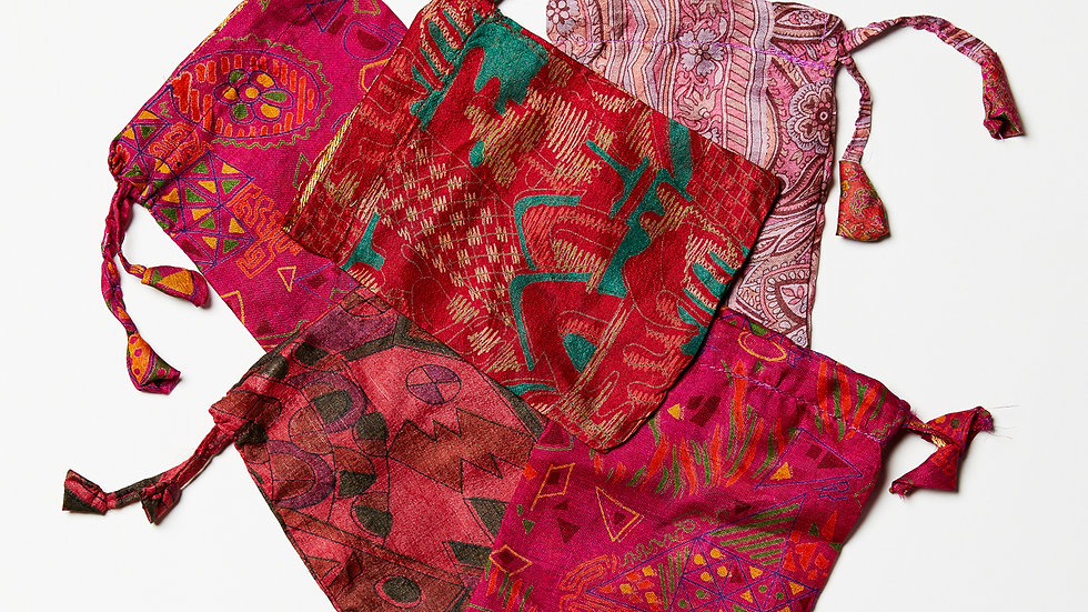 Sari Pouch Small Pack of 10