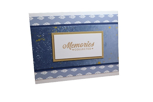 """""""Memories Collected"""" Card"""