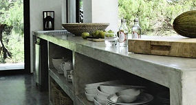 Custom Concrete Countertops by Concretewise