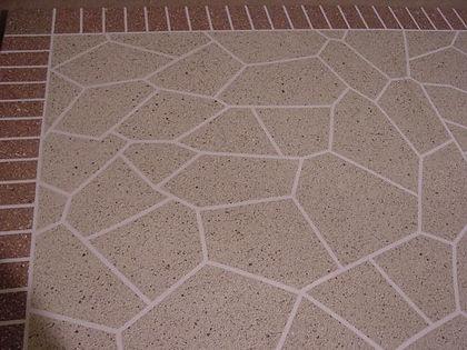A Splatter Texture Concrete Floor By Concretewise