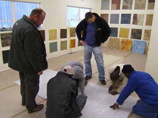 Hands On Concrete Floor Training by Concretewise.