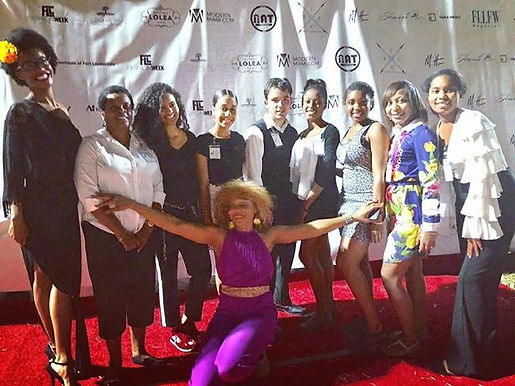 Jewels Crew _ the 2018 FLL Fashionweek -
