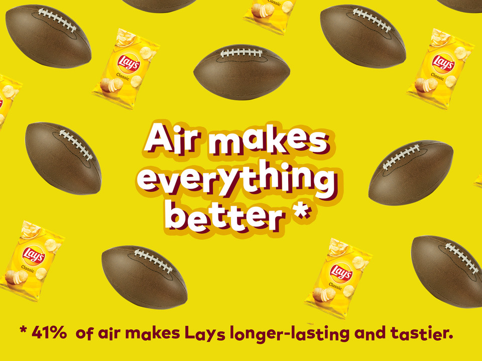 AIR MAKES EVERYTHING BETTER*