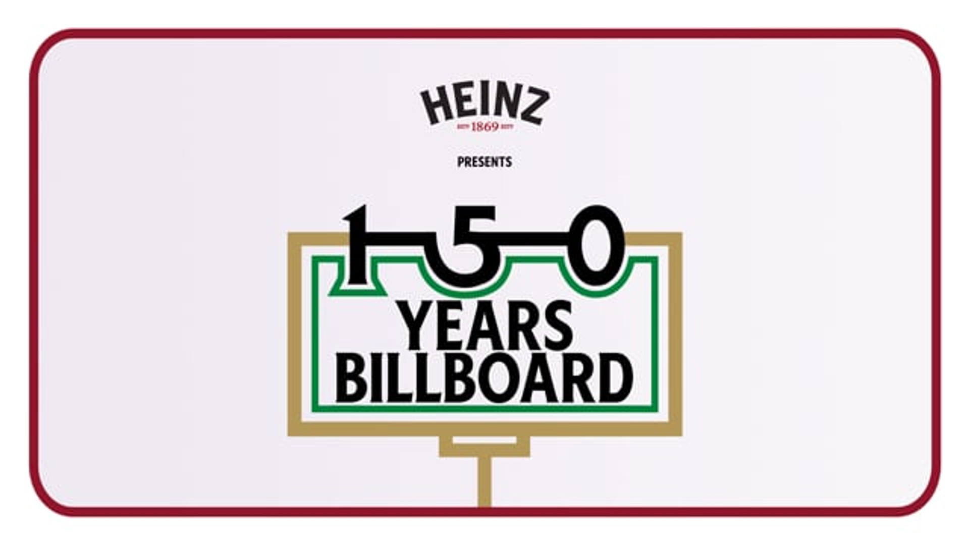 150 years billboard