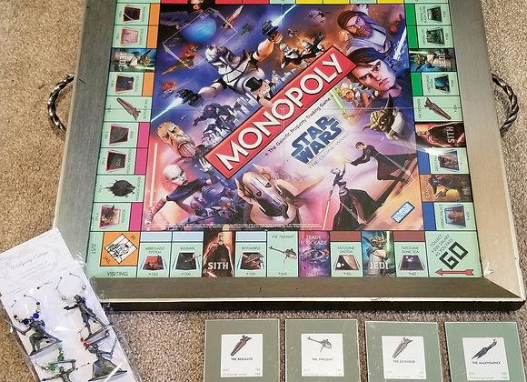 Clone Wars Monopoly