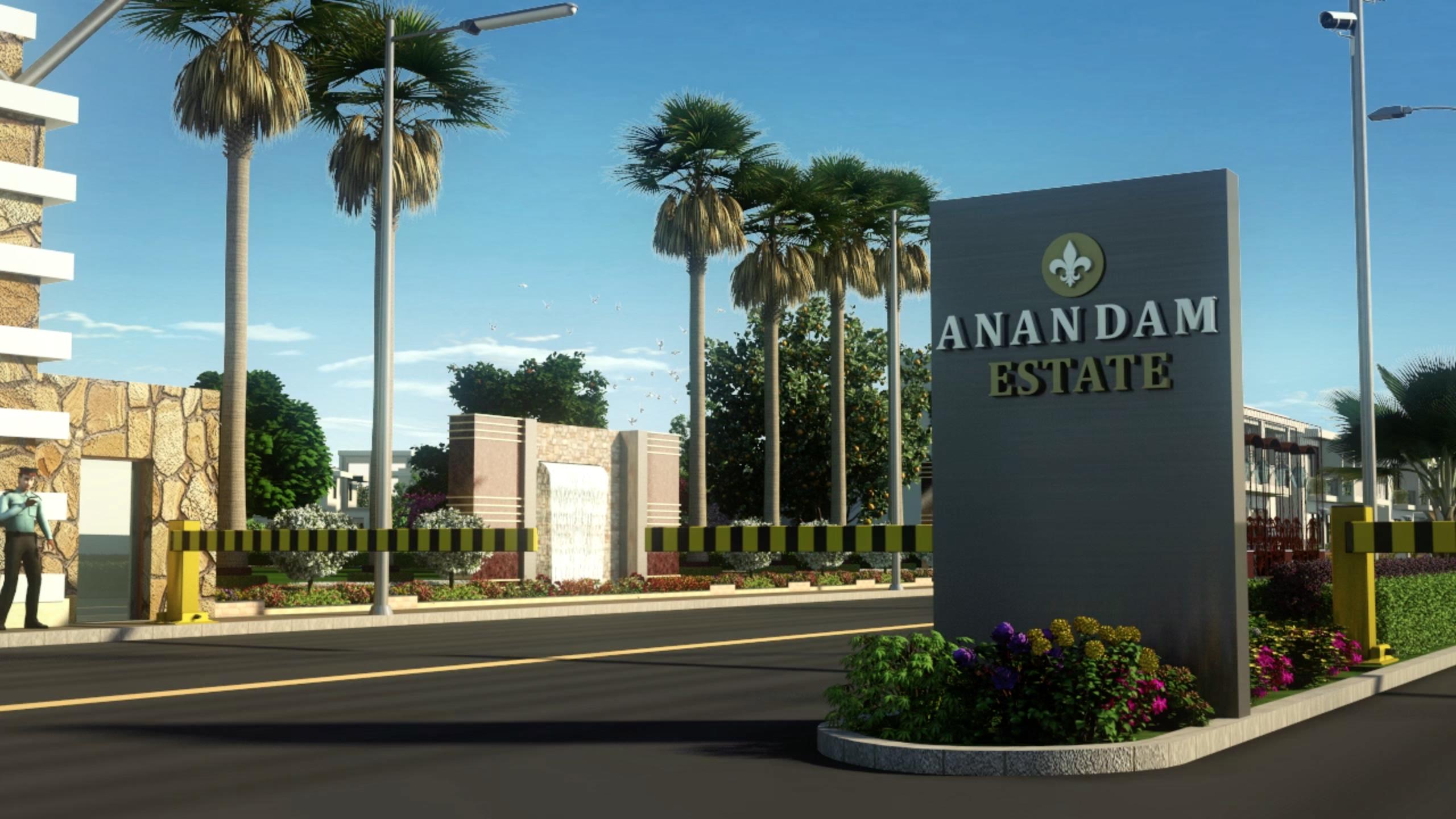 Anandam Estate1