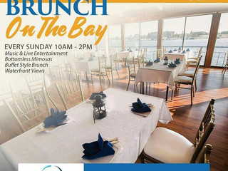SUNDAY BRUNCH ON THE BAY