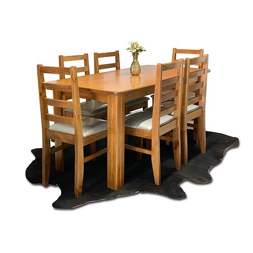 Sala de jantar 6 lugares