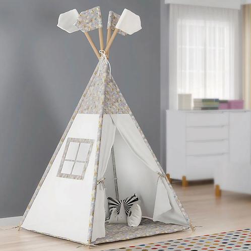 Cabana Infantil Mundo Magico