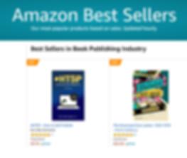 #HTSP Number 37 on Best Seller List for