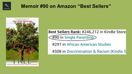 """""""Not Far From The Tree"""" on """"Best Sellers"""""""